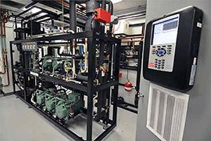 Advansor CO2 refrigeration system