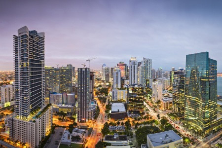 Miami, with its international port, has become the centre of illegal refrigerant activity in the USA