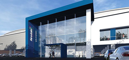 The new factory will open next year