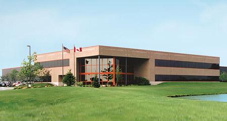 WaterFurnace's 115,000ft² headquarters in Fort Wayne