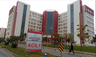 Aydin Turkey hospital