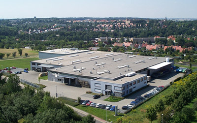 Armaturenwerk Altenburg factory