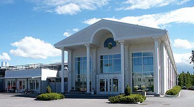 The Vacon factory and hq in Vaasa, Finland