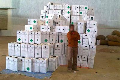 Smuggled-refrigerants