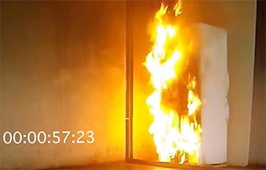 LFB-fridge-fire-video