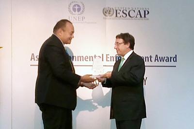 Tonga-ozone-award