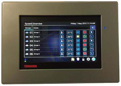 Toshiba-Touchscreen-controller