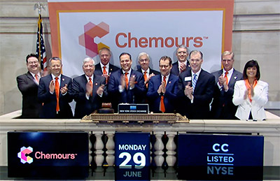 Chemours-NYSE