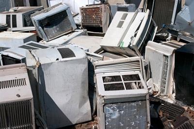 Scrap-air-conditioners