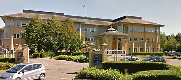 Castlewood-Building