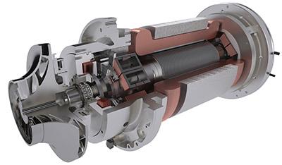 Hanbell-magnetic-compressor