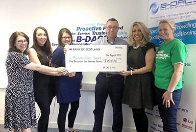 B-DACS-fundraising