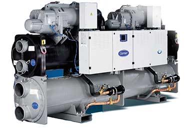 Carrier-Aquaforce-30XW-Chiller