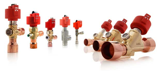 Electronic-expansion-valves