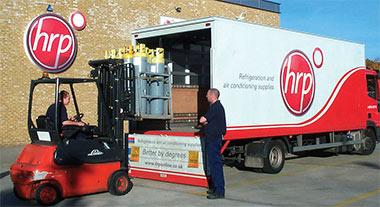 HRP-logistics