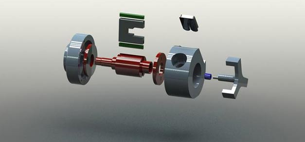 Spool-compressor
