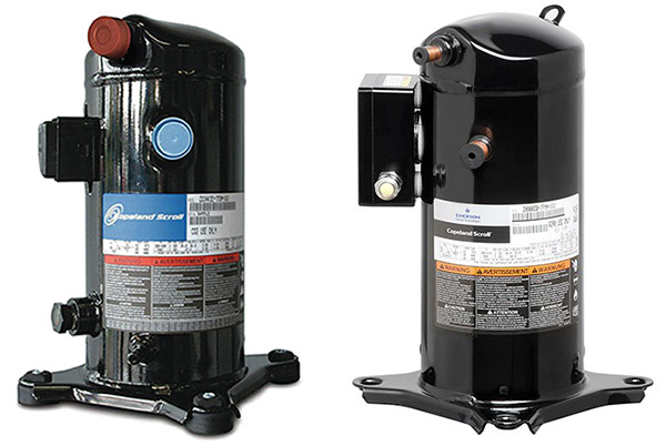 Copeland-compressors