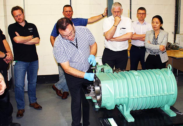 bitzer-training