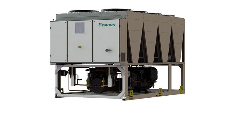Daikin Applied updates EWAD-TZ chiller