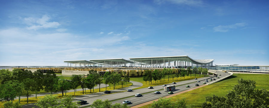 Systemair to supply world's largest airport