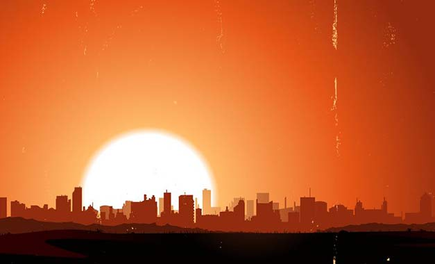 Climate change will hit big cities twice as hard, say scientists