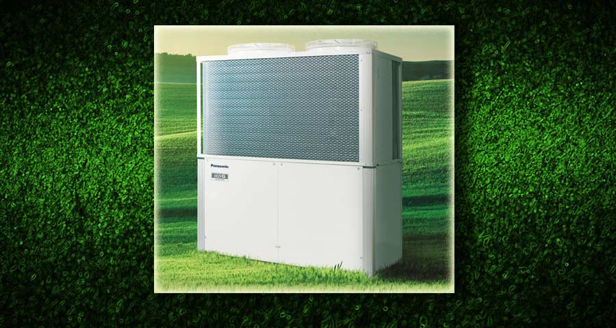Efficiency boost for gas heat pump
