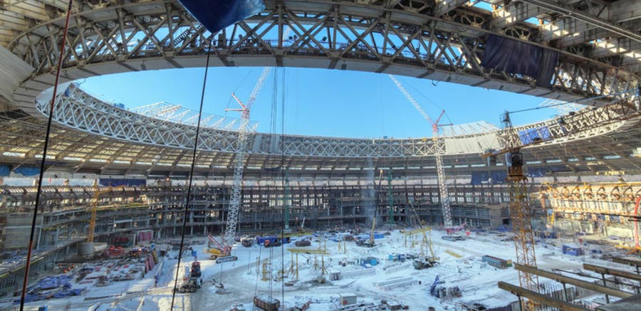 Midea supplies ac to World Cup stadiums
