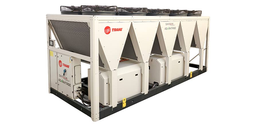 Trane adds Sintesis Advantage chillers