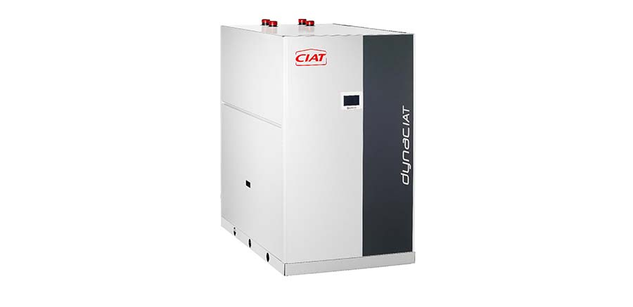 High energy compact chiller and heat pumps