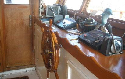 lodní výlet na Želví ostrov