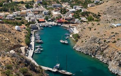 Kalymnos,Vathi
