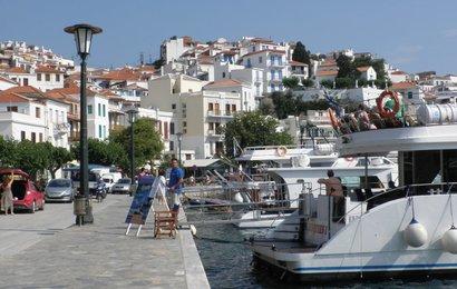 Skopelos - lodní výlet na Alonissos
