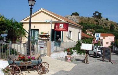 Pevnost Ag. Georgios a jihozápad ostrova