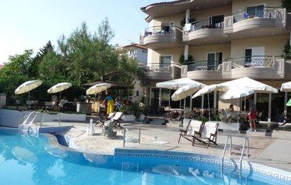 Thassos-Tripiti-hotel Green bay
