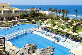Minos Imperial and Beach Resort