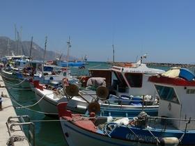 Kardamena - přístav