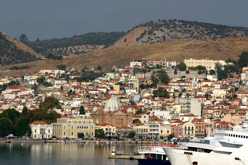 Mytilene-Lesbos