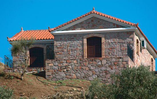 Anaxos View - vila