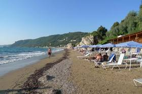 Aquis Agios Gordis Beach