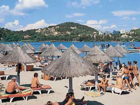 Louis Corcyra Beach