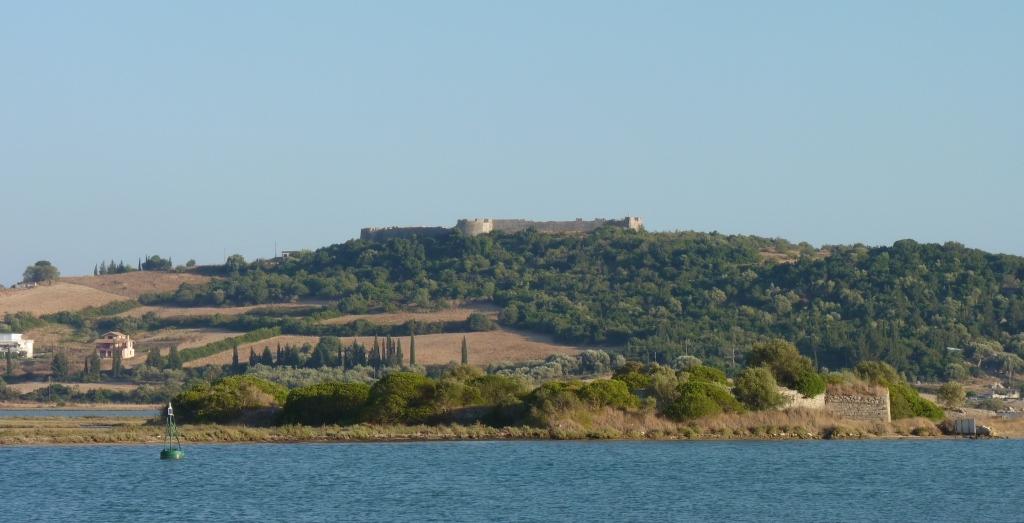 pevnost na pevnine oproti Ligii