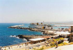 Rethymno - přístav