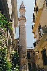 Rethymno - mešita Paši Nerazzy