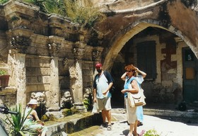 Rethymno - kašna Arimondi