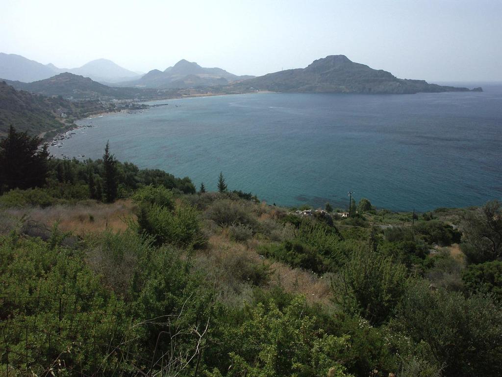 záliv Plakias