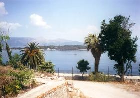 Kerkyra - výhled ze staré pevnosti