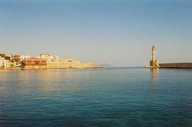 Hania - námořní muzeum a maják