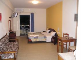 Maria - studia a apartmány