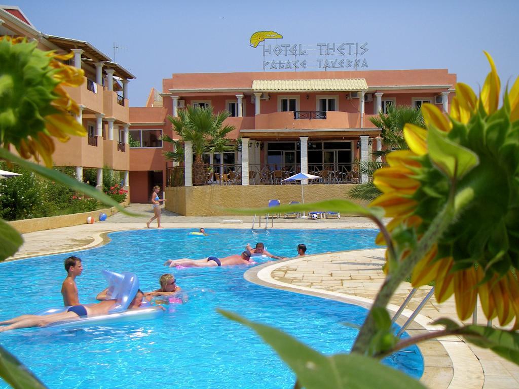 Thetis - aparthotel