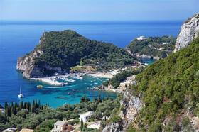 .Perla Jónského moře - ostrov Korfu s výletem do Albánie